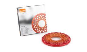 Berndes Cast Iron Trivet, 20cm, Orange Thumbnail 3