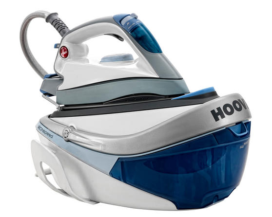 Hoover SRD4107200 IronSpeed Ceramic Plate Steam Generator Iron, 2100 W, Lavender & White