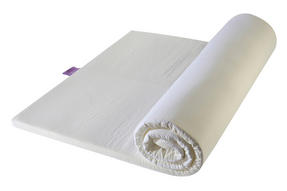 HoMedics MFHST96515 Traditional Memory Foam Mattress Topper, Double Thumbnail 1