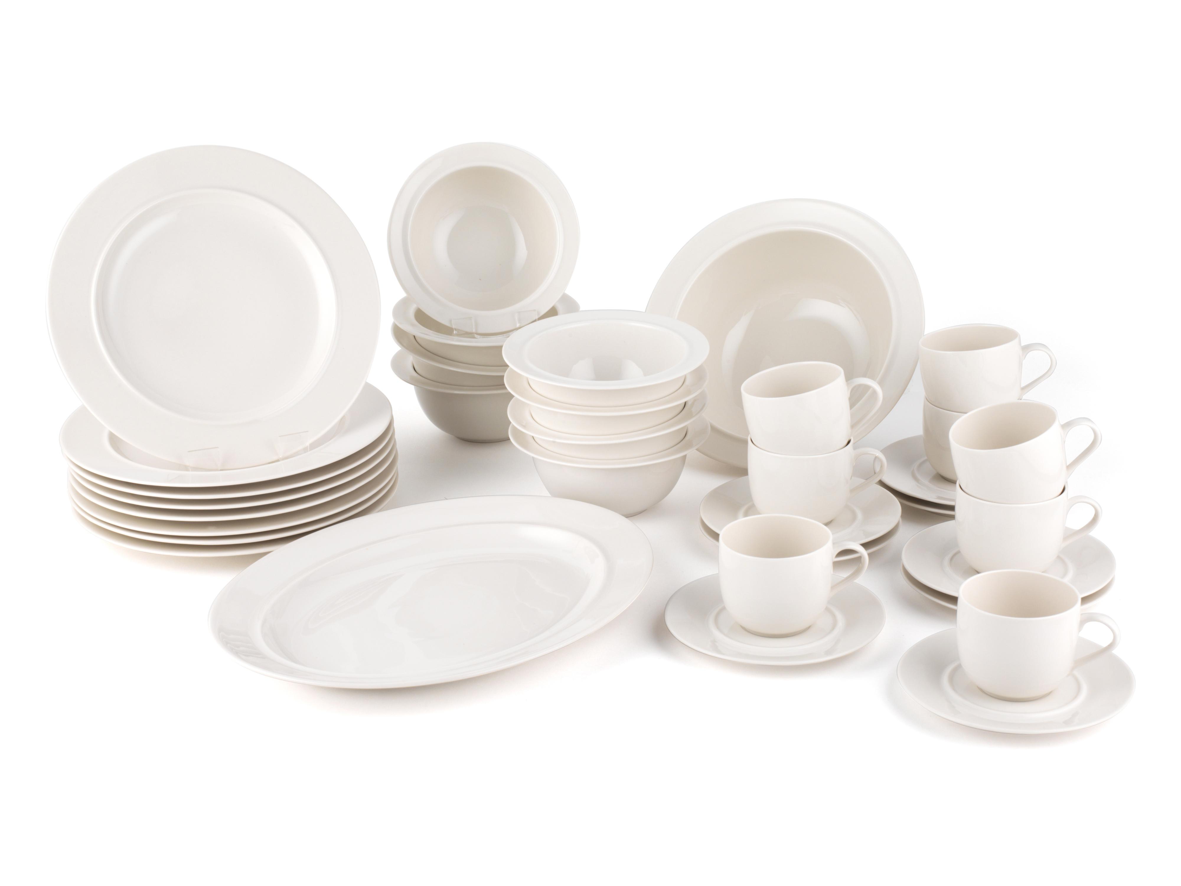 Alessi la bella tavola porcelain 8 place setting dining - Alessi la bella tavola ...