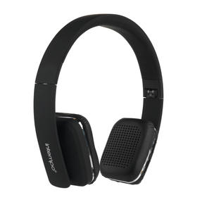 Intempo Bluetooth Wireless Headphones, Black