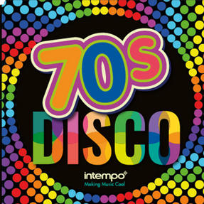 "Intempo EE2283 70?s Disco LP Vinyl Record, Remastered, 12"", Feat. Sister Sledge, Gloria Gaynor & More"