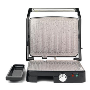 Salter XL Health Grill and Panini Maker with Non-Stick Marble Coating Thumbnail 1