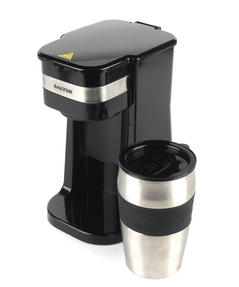Salter Coffee Maker to Go Personal Filter Coffee Machine