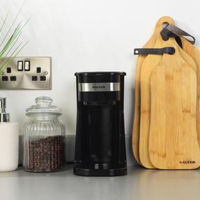 Salter EK2408 Coffee Maker to Go Personal Filter Coffee Machine, 420 ml, 700 W, Black Thumbnail 11