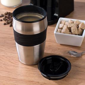 Salter EK2408 Coffee Maker to Go Personal Filter Coffee Machine, 420 ml, 700 W, Black Thumbnail 12