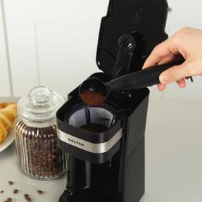 Salter EK2408 Coffee Maker to Go Personal Filter Coffee Machine, 420 ml, 700 W, Black Thumbnail 4