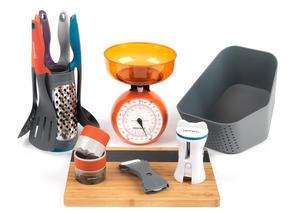 Student Box Cook, University Student 44-Piece Kitchen Set Thumbnail 2