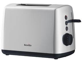 Breville Vista 2-Slice Toaster, Brushed Stainless Steel