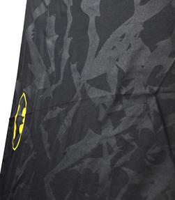 DC Comics Batman Unisex Golf Umbrella Automatic Folding Brolly, Black Thumbnail 6