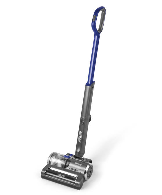 Beldray AirGo Two-Speed Cordless Vacuum Cleaner, 1 L, 2.16 V, Blue/Grey Thumbnail 1