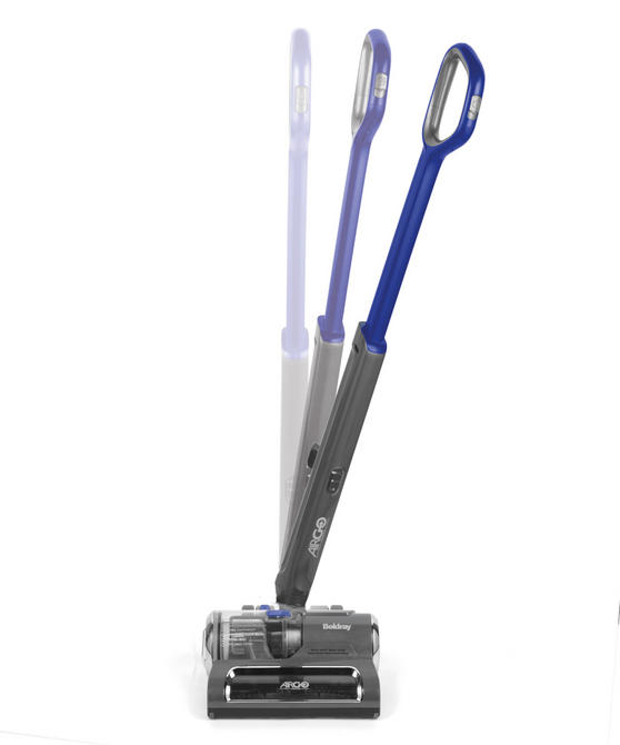 Beldray AirGo Two-Speed Cordless Vacuum Cleaner, 1 L, 2.16 V, Blue/Grey Thumbnail 2