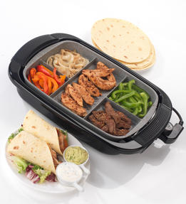 Salter Multi Portion 5 in 1 Grill with Marble Effect Non-Stick Coating, 1500 W Thumbnail 5
