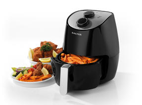 Salter Healthy Cooking Air Fryer, 3.2 Litre, 1350 W Thumbnail 1
