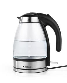 Salter Clarity Glass Kettle, 1.7 Litre, 2200 W Thumbnail 2