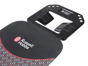 Russell Hobbs LA043153BLK Ironing Board with Jumbo Iron Rest, 122 x 38 cm, Black Thumbnail 3