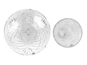 RCR Melodia Crystal Glass Centrepiece Bowl and Vase Set Thumbnail 8