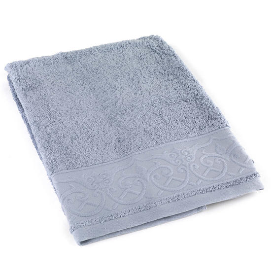 Frette 1705701 Light blue Guest and Hand Towel Set