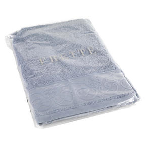 Frette 1705701 Light blue Guest and Hand Towel Set Thumbnail 2