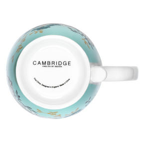 Cambridge CM05451 Kensington Albany Duck Egg Fine Bone China Mug Thumbnail 2