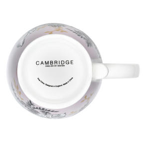 Cambridge CM05452 Kensington Aspen Heather Fine Bone China Mug Thumbnail 2