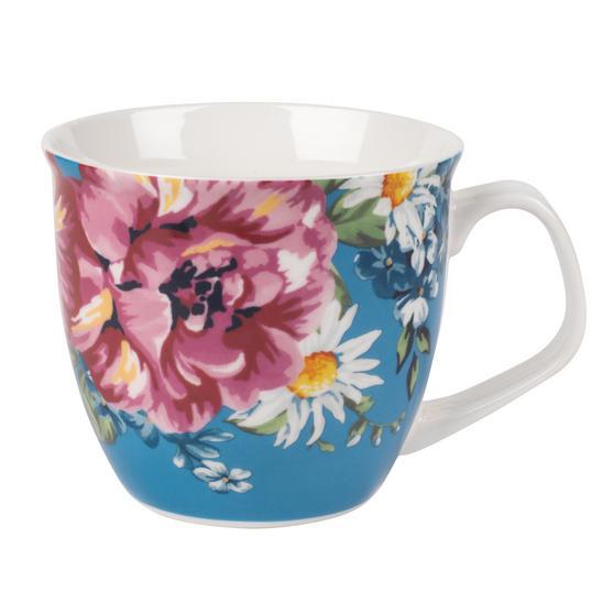 Cambridge CM05714 Oxford Helena Blue Fine Bone China Mug