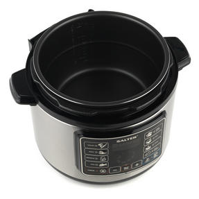 Salter Rapid Non-Stick Multi Cooker with Lid, 5 Litre, 1000 W Thumbnail 7