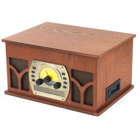 Intempo EE1406 Bluetooth Vintage Turntable Media Unit Thumbnail 2