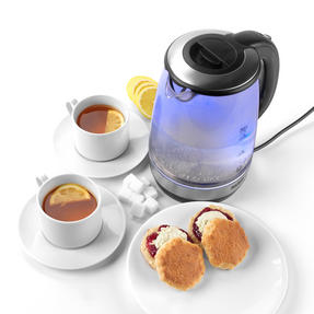 Progress EK2678 Electric Glass Kettle, 1.7 Litre, 2200 W Thumbnail 2