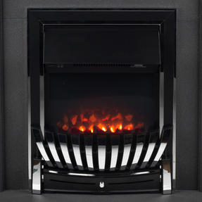 Beldray EH1965STSTK Greystone Electric Fire Suite with Coal Effect and Surround, 2000 W, Grey Thumbnail 5