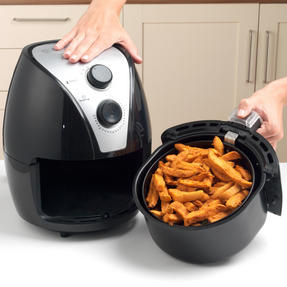 Salter Healthy Cooking Hot Air Fryer, 1500 W, 3.2 Litre Thumbnail 4
