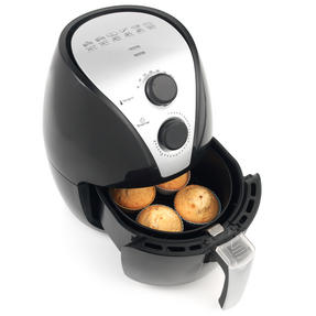 Salter Healthy Cooking Hot Air Fryer, 1500 W, 3.2 Litre Thumbnail 7