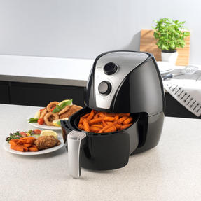 Salter Healthy Cooking Hot Air Fryer, 1500 W, 3.2 Litre Thumbnail 9