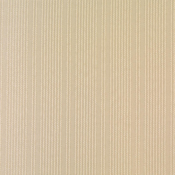 Beldray Jacquard Striped Hookless Shower Curtain, 180 x 185 cm, Cream Thumbnail 3