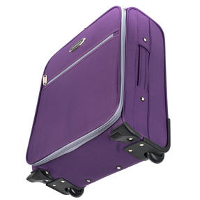 Constellation Easyjet Approved Maximum Capacity Cabin Case, Plum with Grey Trim Thumbnail 4