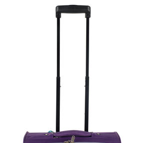 Constellation Easyjet Approved Maximum Capacity Cabin Case, Plum with Grey Trim Thumbnail 5