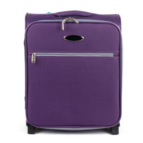 Constellation Easyjet Approved Maximum Capacity Cabin Case, Plum with Grey Trim Thumbnail 6