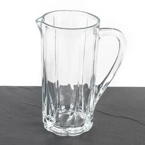 RCR 25124020006 Twist Crystal Glass Water Juice Cocktail Jug, 1200 ml Thumbnail 3