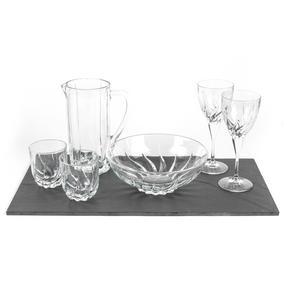 RCR 25119020006 Twist Crystal Wine Glasses, 330 ml, Set of 2 Thumbnail 5