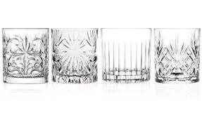 RCR 26249020006 Mixology Luxion Crystal Tumblers, Set of Four Thumbnail 2
