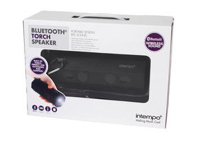 Intempo EE2355STK Wireless Bluetooth Speaker with Torch Thumbnail 7