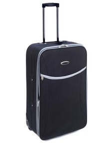 Constellation Rome Eva 3 Piece Suitcase Set, 16?, 20?, 28?, Black Thumbnail 2