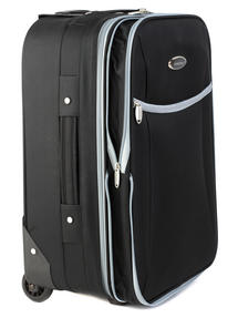 Constellation Rome Eva 3 Piece Suitcase Set, 16?, 20?, 28?, Black Thumbnail 5