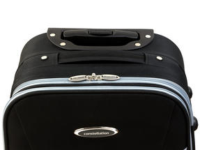 Constellation Rome Eva 3 Piece Suitcase Set, 16?, 20?, 28?, Black Thumbnail 6