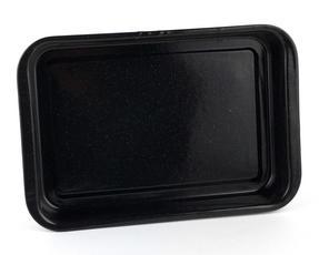 Russell Hobbs CW12611 Romano Vitreous Enamel Roaster, 36 cm, Black Thumbnail 2