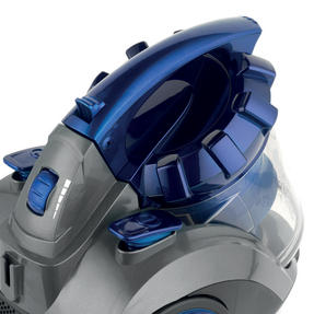 Beldray BEL0371V2 Multicyclonic Cylinder Vacuum Cleaner, 2 Litre, 700 W, Blue Thumbnail 4