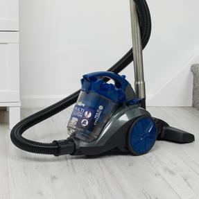 Beldray BEL0371V2 Multicyclonic Cylinder Vacuum Cleaner, 2 Litre, 700 W, Blue Thumbnail 6