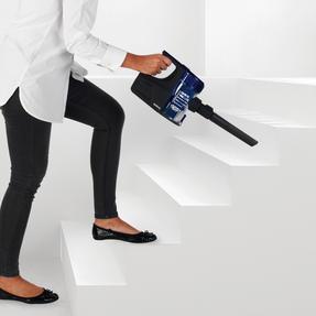 Beldray BEL0737 Cordless Quick Vac Lite Vacuum Cleaner, 0.5 Litre, 22.2 V, Blue Thumbnail 3