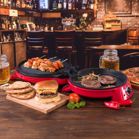 American Originalss Ek2295 10 Quot Pizza Maker And Multi Grill
