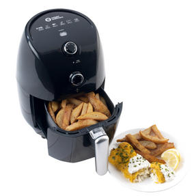 Weight Watchers EK2766WW Compact Air Fryer, 2 Litre, 900 W, Black Thumbnail 1